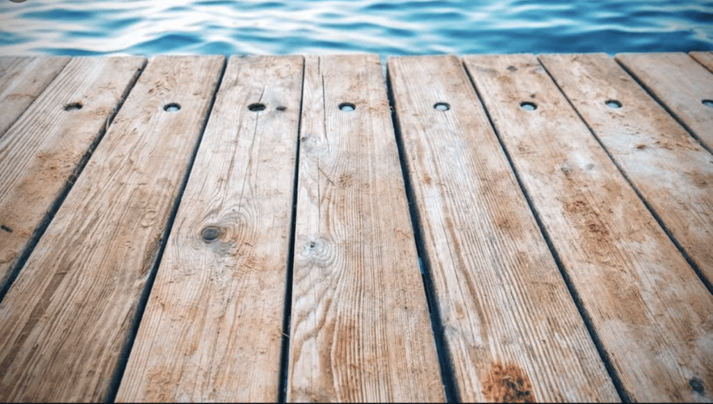 Are decking oils necessary?