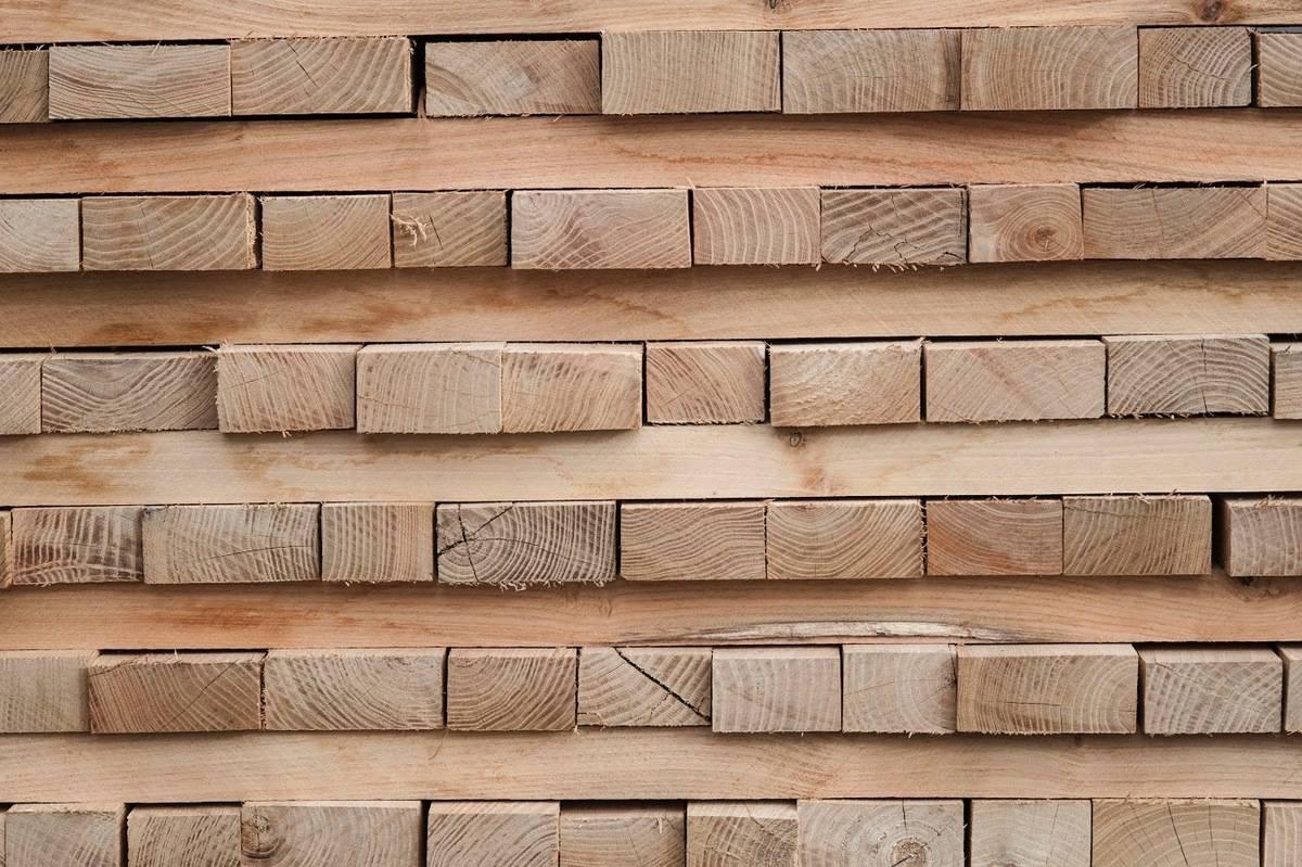 Black Locust Lumber hard wood